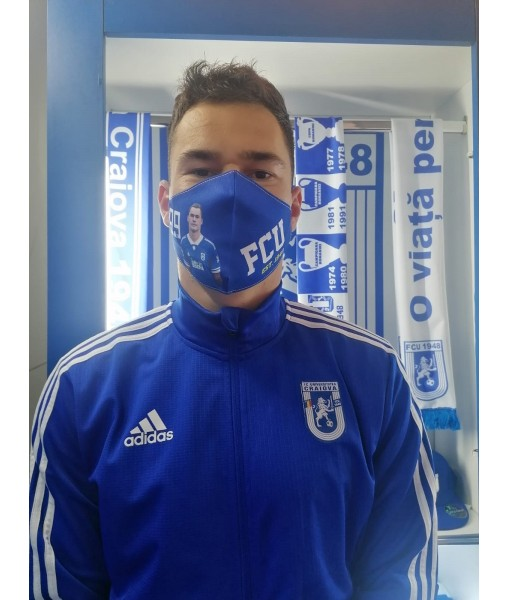 Masca personalizata Ciolacu