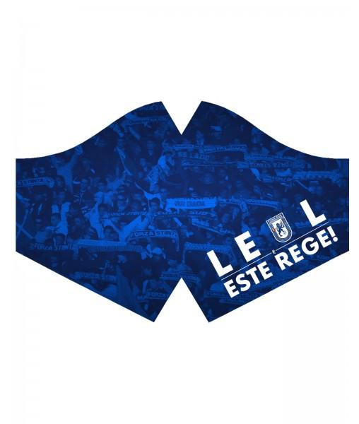 MASCA FCU -  MODEL LEUL E REGE - SUPORTERI
